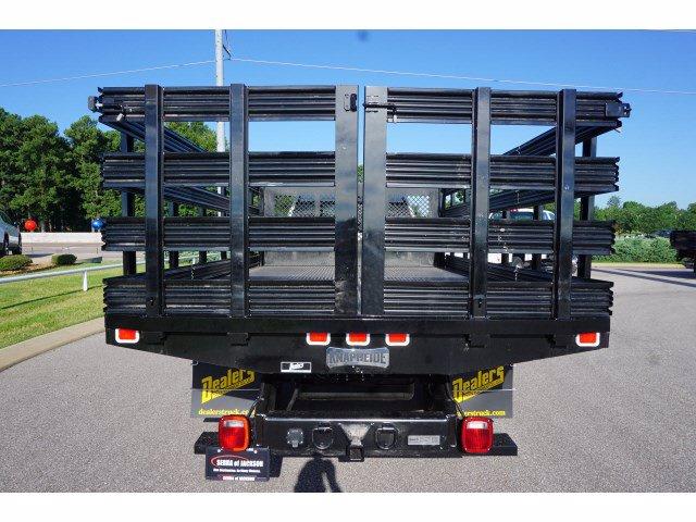 2020 Chevrolet Silverado 3500 Regular Cab DRW RWD, Knapheide Stake Bed #20T28508 - photo 1