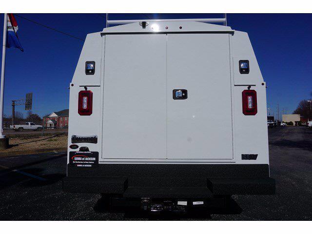 2021 Chevrolet Express 3500 4x2, Knapheide Service Utility Van #21T29544 - photo 1