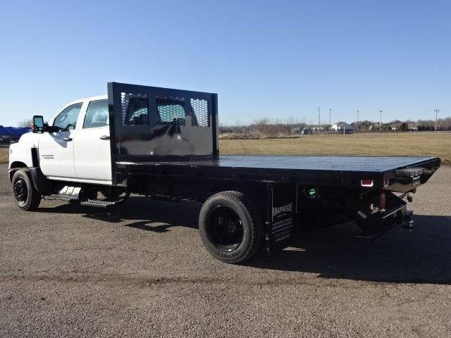 2019 Chevrolet Silverado 5500 Crew Cab DRW 4x2, Knapheide Platform Body #0706 - photo 1
