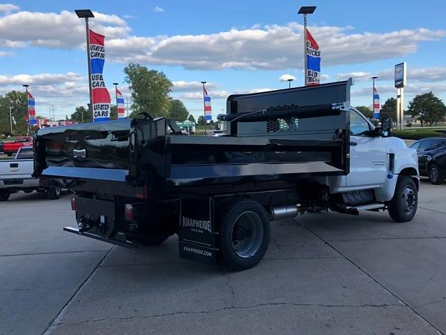2020 Chevrolet Silverado 5500 Regular Cab DRW 4x2, Knapheide Dump Body #0707 - photo 1