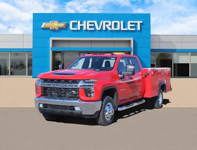 2020 Chevrolet Silverado 3500 Crew Cab DRW 4x2, Monroe Service Body #1050 - photo 1