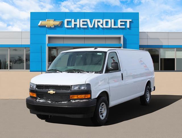 2021 Chevrolet Express 2500 4x2, Adrian Steel Upfitted Cargo Van #1246 - photo 1