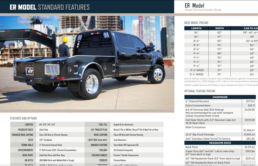 2021 Chevrolet Silverado 4500 Crew Cab DRW 4x4, CM Truck Beds Hauler Body #1285 - photo 1