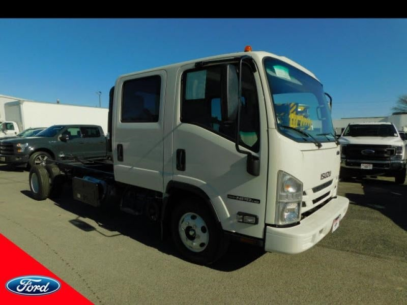 2021 Isuzu NPR-HD Crew Cab 4x2, Cab Chassis #7006448 - photo 1