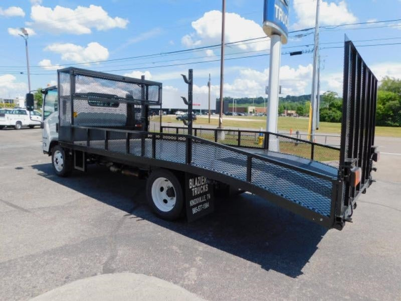 2020 Isuzu NPR-HD Regular Cab 4x2, TKC LLC DBA Blaziers Trucks Trailers and More Dovetail Landscape #S800848 - photo 1