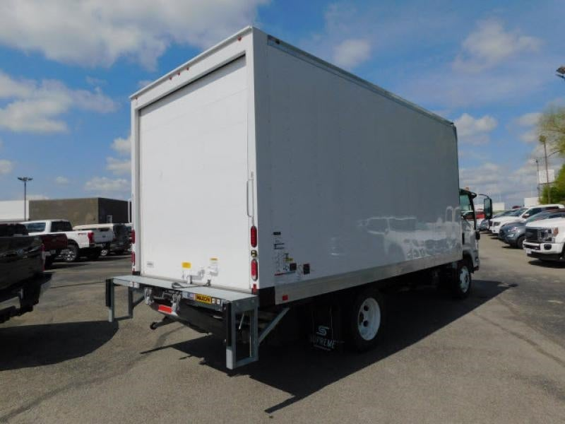2020 Isuzu NPR-HD Regular Cab 4x2, Supreme Dry Freight #S800981 - photo 1