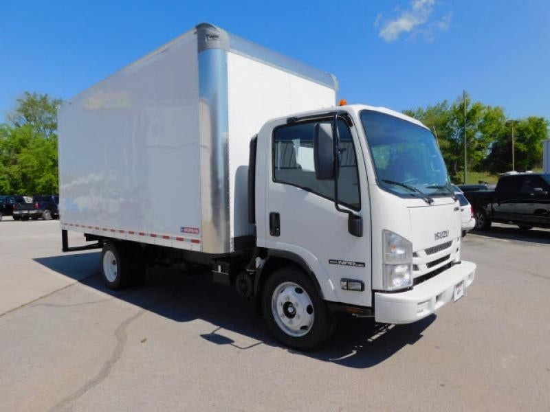 2020 Isuzu NPR-HD Regular Cab 4x2, Morgan Dry Freight #S801432 - photo 1