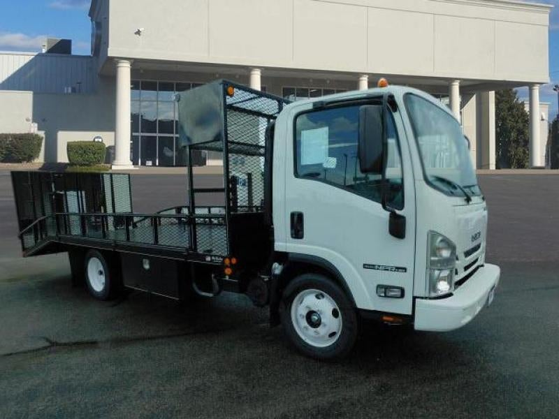 2020 Isuzu NPR-HD Regular Cab 4x2, Wil-Ro Dovetail Landscape #S806226 - photo 1