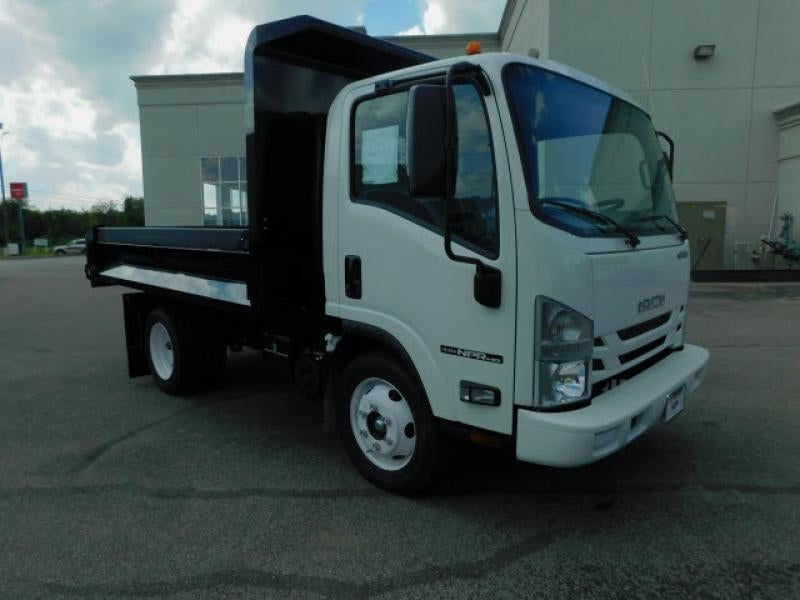 2020 Isuzu NPR-HD Regular Cab 4x2, Knapheide Dump Body #S806315 - photo 1