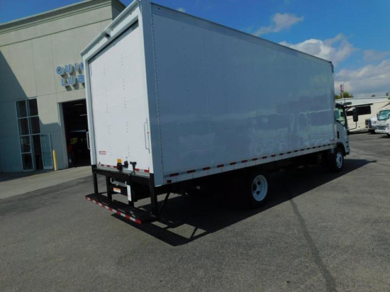 2020 Isuzu NPR-HD Regular Cab 4x2, Morgan Dry Freight #S807206 - photo 1