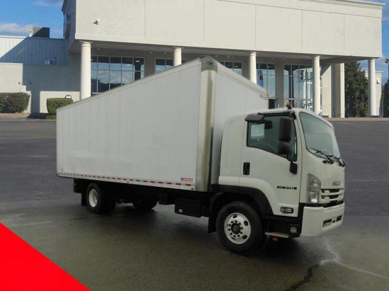 2021 Isuzu FTR Regular Cab 4x2, Morgan Dry Freight #SG50307 - photo 1