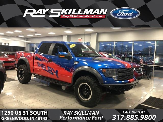 2014 Ford F-150 SuperCrew Cab 4x4, Shelby Pickup #S4694 - photo 1