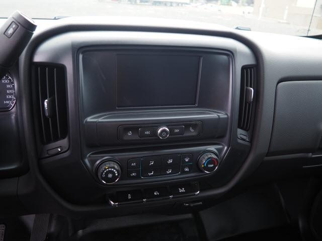 2019 Chevrolet Silverado Medium Duty Crew Cab DRW 4x4, The Fab Shop Contractor Body #1980308 - photo 21