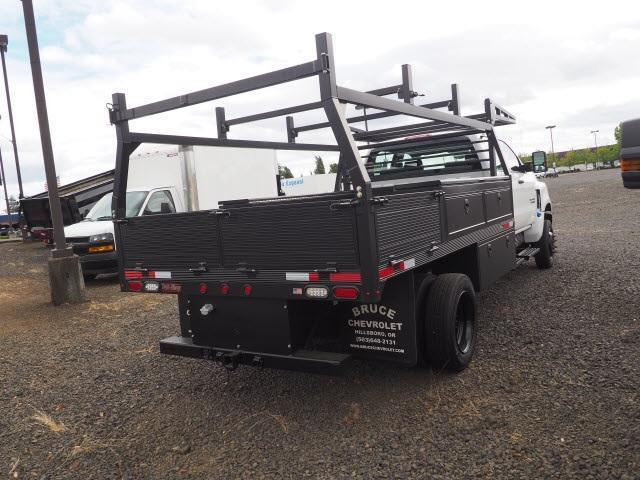 2019 Chevrolet Silverado Medium Duty Crew Cab DRW 4x4, The Fab Shop Contractor Body #1980308 - photo 6