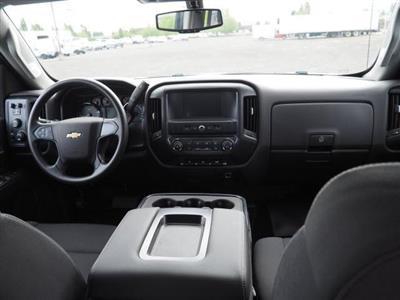2019 Chevrolet Silverado Medium Duty Crew Cab DRW 4x4, The Fab Shop Contractor Body #1980308 - photo 11