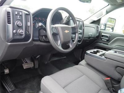 2019 Chevrolet Silverado Medium Duty Crew Cab DRW 4x4, The Fab Shop Contractor Body #1980308 - photo 16