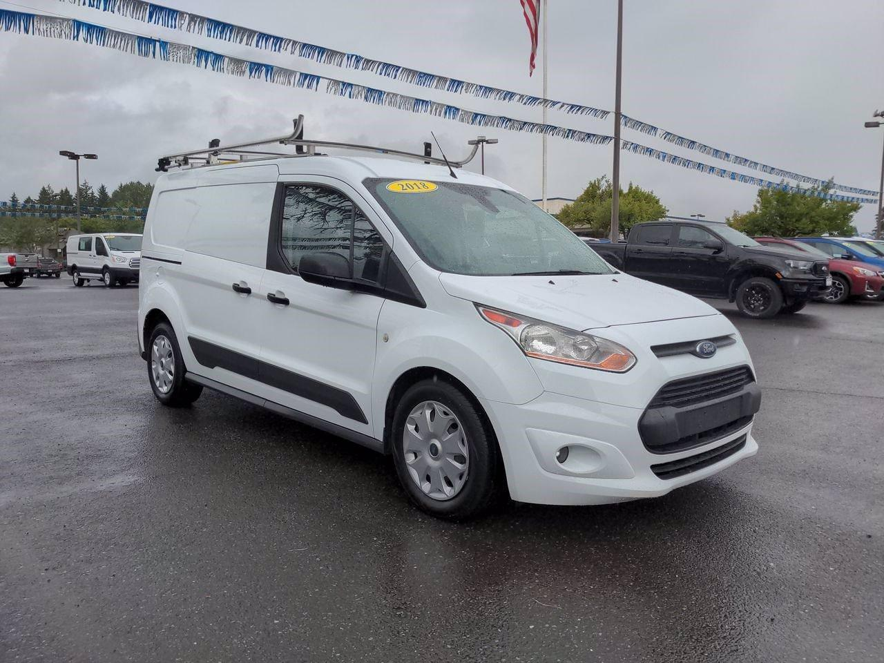 2018 Ford Transit Connect FWD, Upfitted Cargo Van #218316A - photo 1
