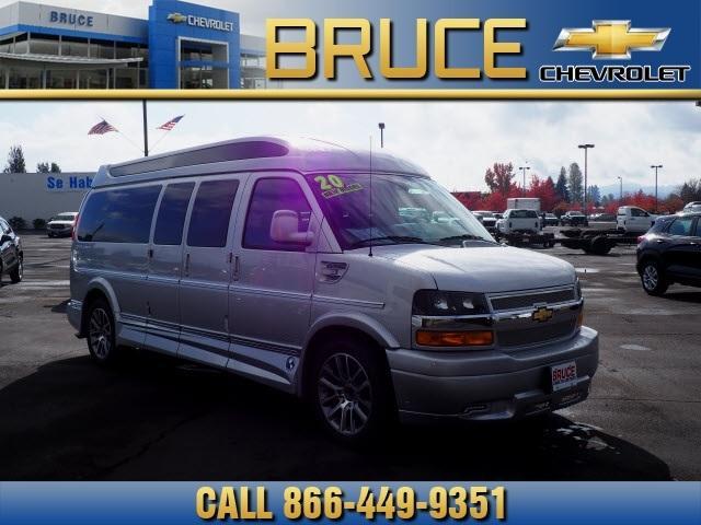 2020 Chevrolet Express 2500 4x2, Passenger Wagon #2800464 - photo 1