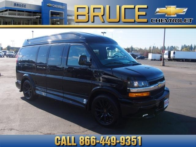 2020 Chevrolet Express 2500 4x2, Passenger Wagon #2800465 - photo 1