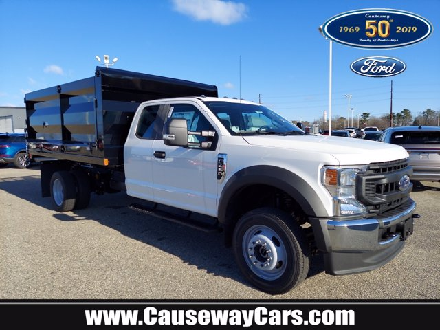 2020 Ford F-450 Super Cab DRW 4x4, Rugby Landscape Dump #F01084 - photo 1