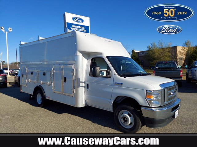 2021 Ford E-450 4x2, Rockport Service Utility Van #F10039 - photo 1
