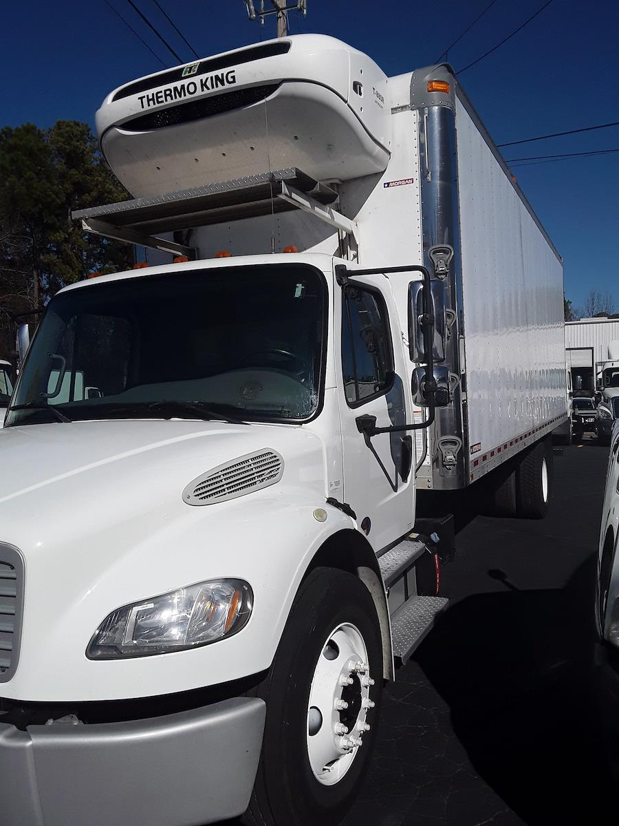 2017 Freightliner M2 106 4x2, Refrigerated Body #676101 - photo 1