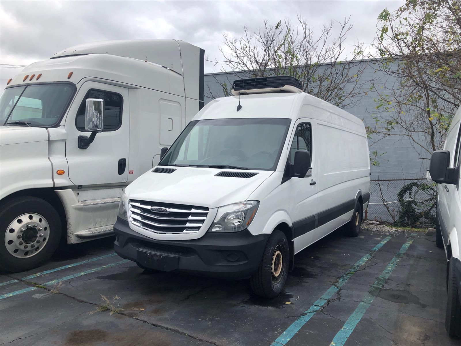 2015 Freightliner Sprinter 2500, Refrigerated Body #338374 - photo 1