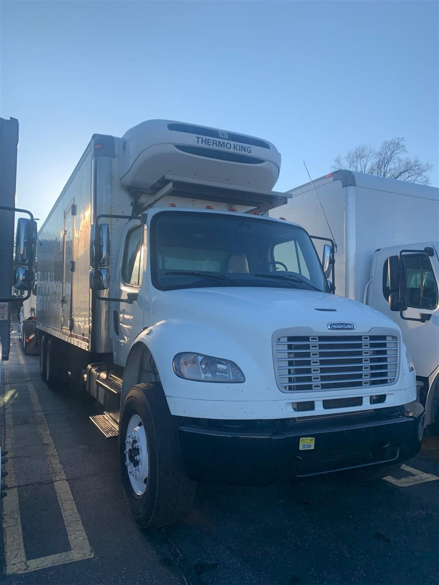 2014 Freightliner M2 106 6x4, Refrigerated Body #531698 - photo 1