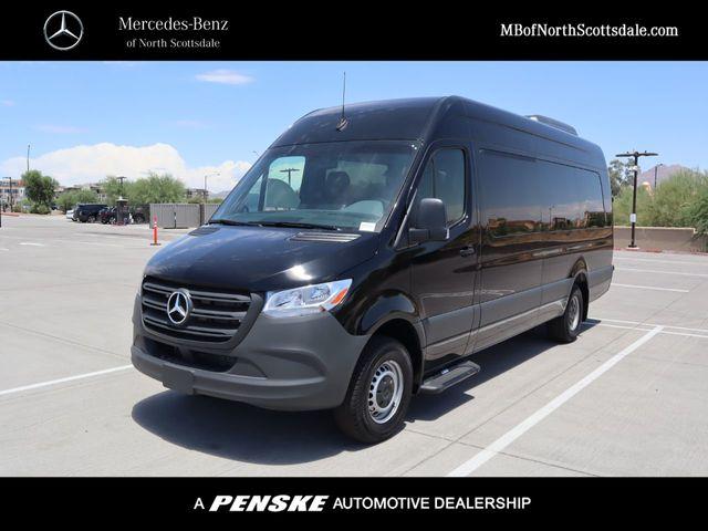 2020 Mercedes-Benz Sprinter 3500 4x2, 15-Pass Shuttle #S06377 - photo 1