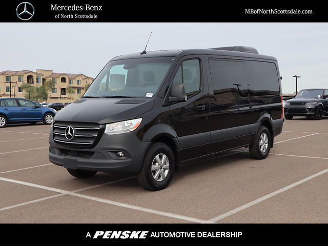 "2020 Mercedes-Benz Sprinter 2500 Standard Roof 4x2, M2PV46 144"" WB Low Roof 12-Passenger Van - V6 Diesel #S06985 - photo 1"