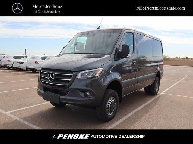 2020 Mercedes-Benz Sprinter 3500XD DRW 4x4, Empty Cargo Van #S06998 - photo 1