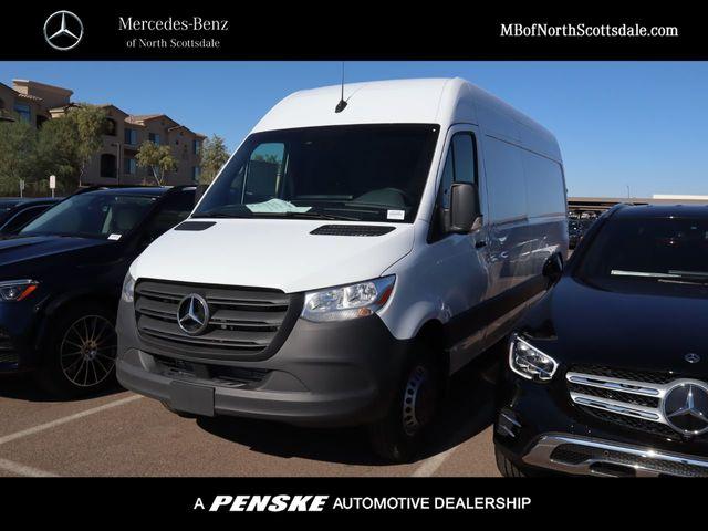 "2020 Mercedes-Benz Sprinter 3500XD High Roof DRW 4x2, MXCA76 170"" WB - 11,030 lbs GVWR #S07034 - photo 1"
