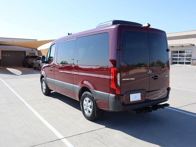 "2021 Mercedes-Benz Sprinter 1500 Standard Roof 4x2, M1PV4G Low Roof 144"" WB 12-Passenger - 8,550 lbs GVWR - 4-cyl Gas #S07525 - photo 1"