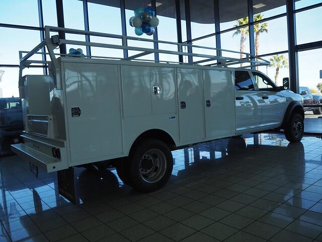 2020 Ram 5500 Crew Cab DRW 4x2, United Truck Bodies Service Body #R31463 - photo 1