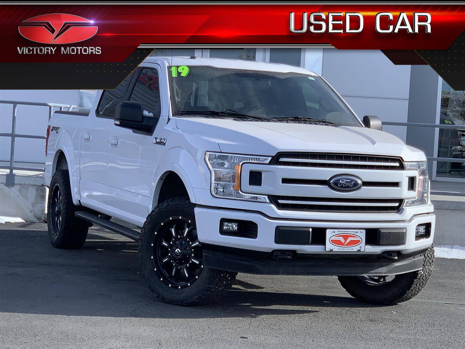 2018 Ford F-150 SuperCrew Cab 4x4, Pickup #2018DT42 - photo 1