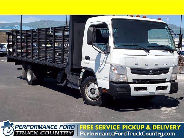 2016 Mitsubishi Fuso Truck, Stake Bed #42GK000299 - photo 1