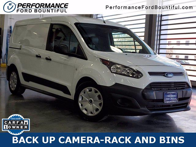 2017 Ford Transit Connect FWD, Upfitted Cargo Van #H1331431 - photo 1