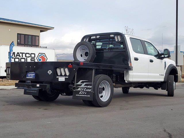 2021 Ford F-550 Crew Cab DRW 4x4, CM Truck Beds Platform Body #42MEC42397 - photo 1
