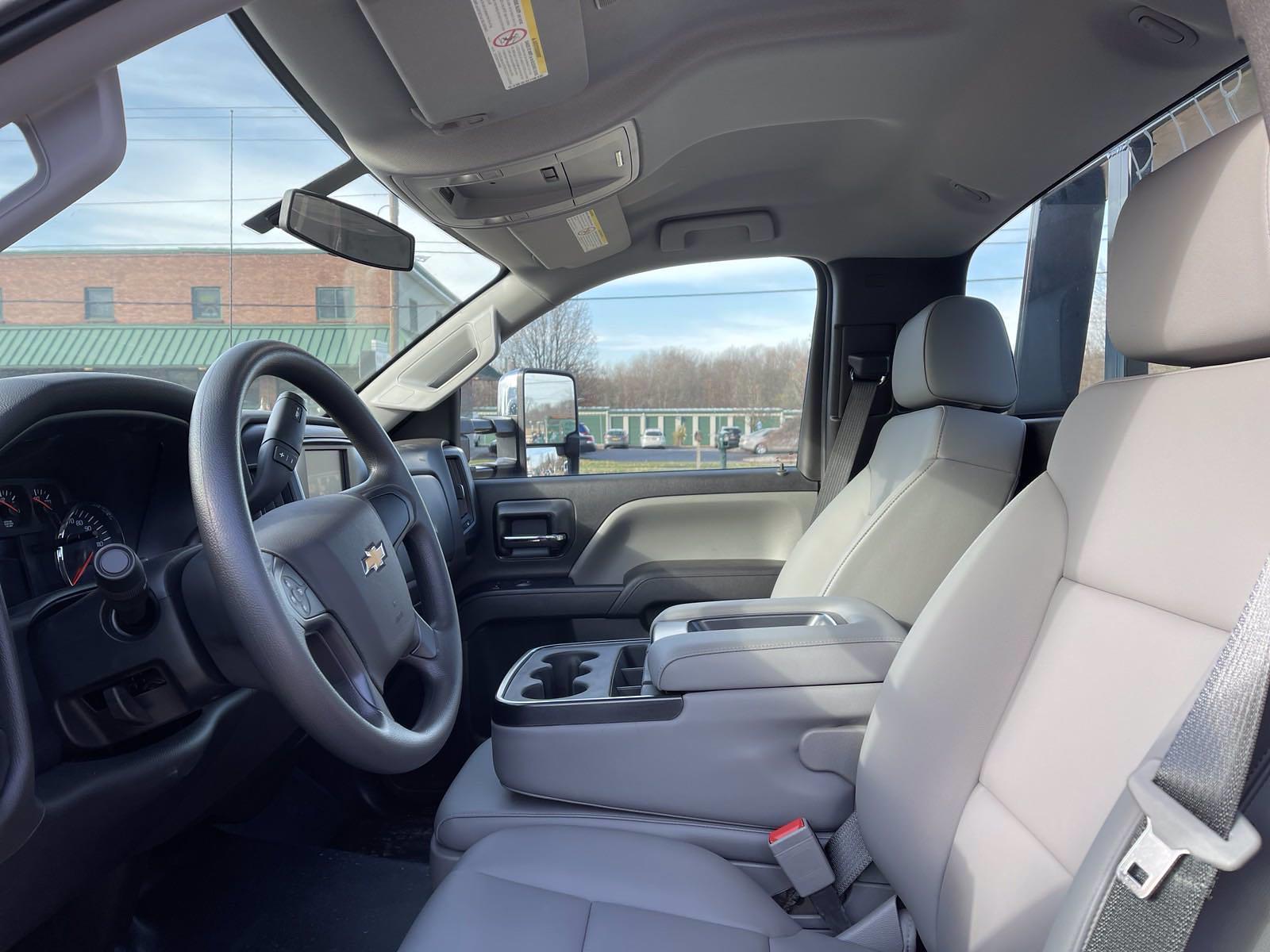 2020 Chevrolet Silverado 6500 Regular Cab DRW 4x2, Danco Rollback Body #201081D - photo 12