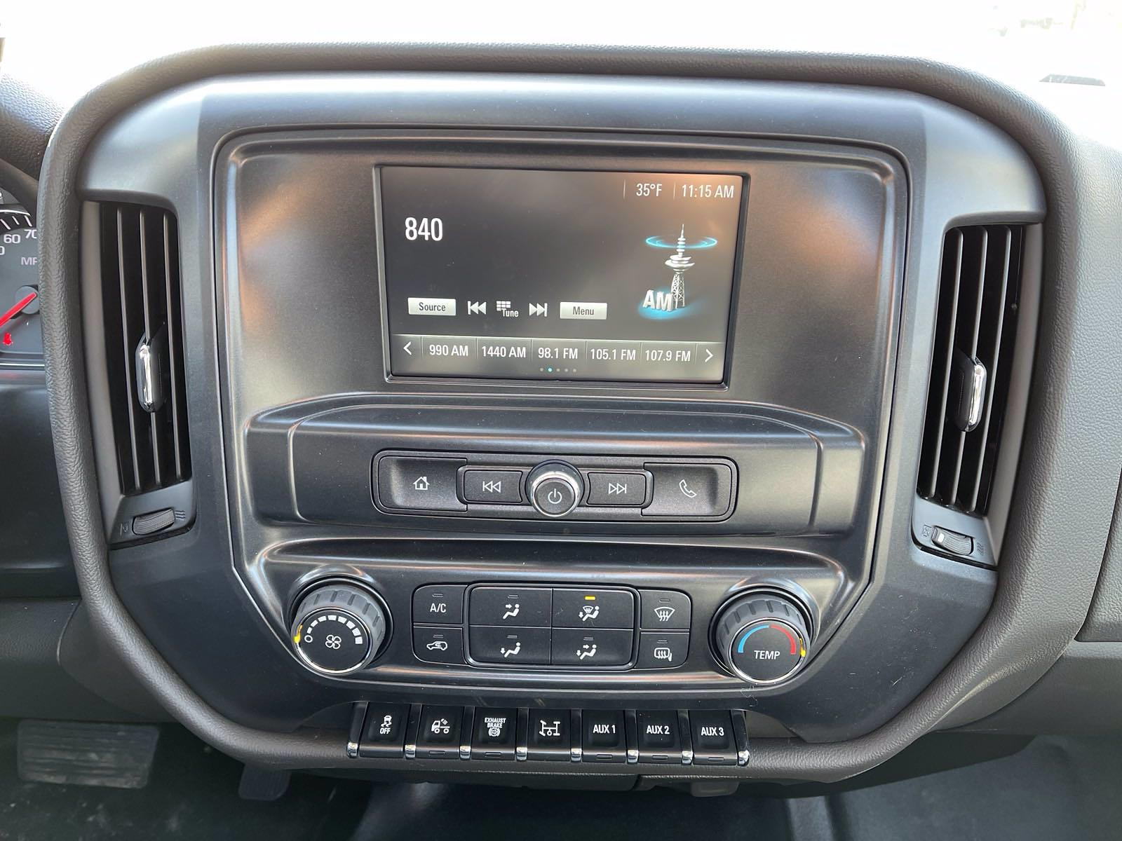 2020 Chevrolet Silverado 6500 Regular Cab DRW 4x2, Danco Rollback Body #201081D - photo 18
