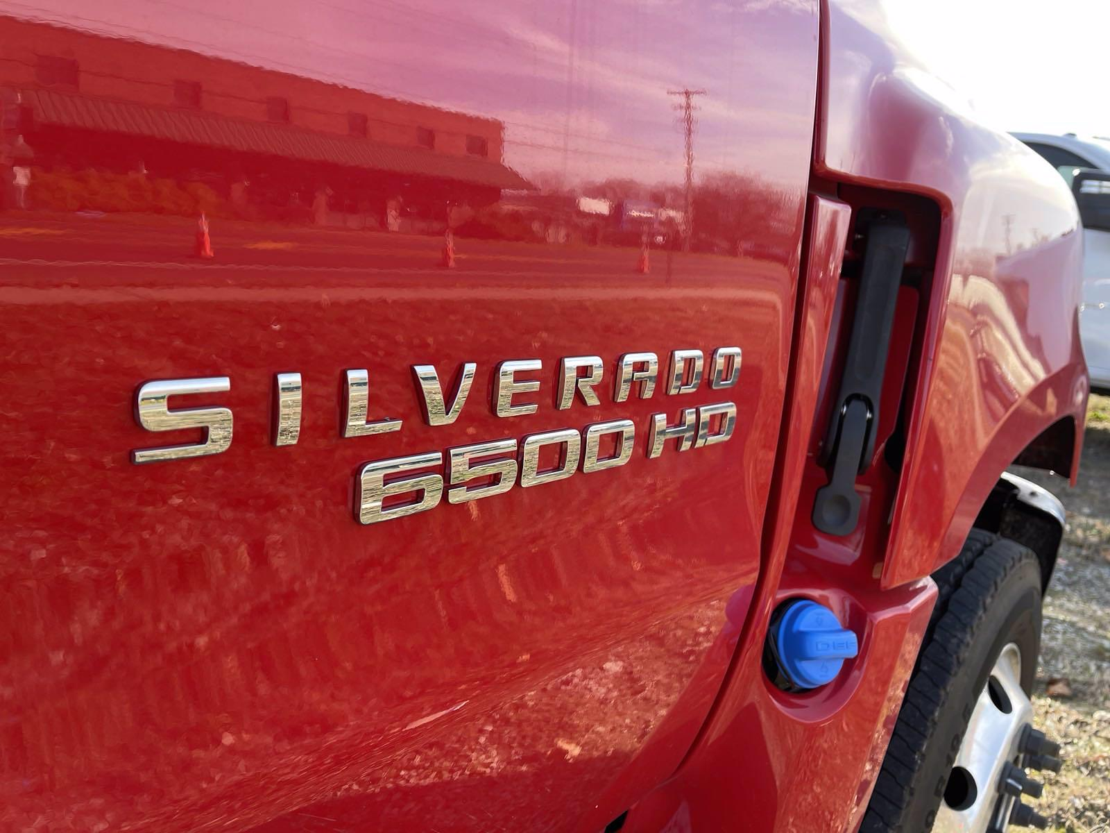 2020 Chevrolet Silverado 6500 Regular Cab DRW 4x2, Danco Rollback Body #201081D - photo 29