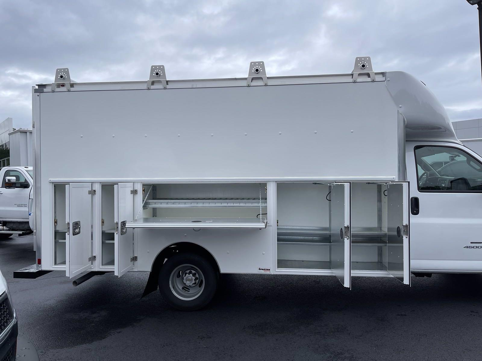 2021 Express 4500 DRW 4x2,  Supreme Spartan Service Utility Van #21865 - photo 26