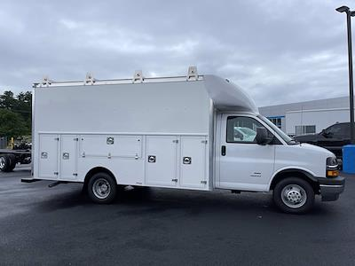 2021 Express 4500 DRW 4x2,  Supreme Spartan Service Utility Van #21865 - photo 3