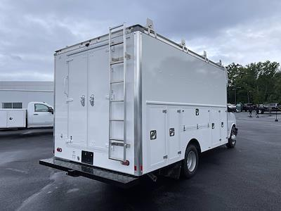 2021 Express 4500 DRW 4x2,  Supreme Spartan Service Utility Van #21865 - photo 2