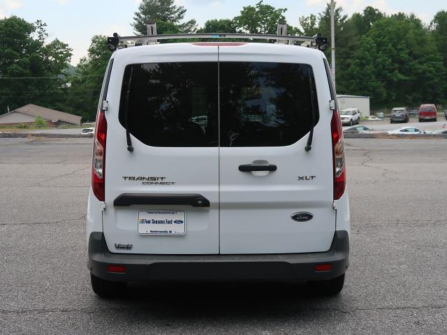 2017 Ford Transit Connect 4x2, Upfitted Cargo Van #P2172 - photo 1