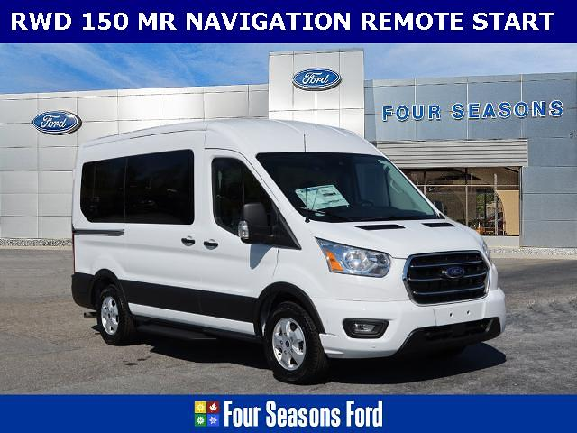 2020 Ford Transit 150 Med Roof 4x2, Passenger Wagon #T20577 - photo 1