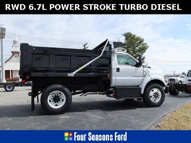 2021 Ford F-750 Regular Cab DRW 4x2, Godwin Dump Body #T21123 - photo 1