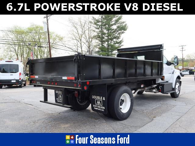 2021 Ford F-750 Regular Cab DRW 4x2, Double A Dump Body #T21129 - photo 1
