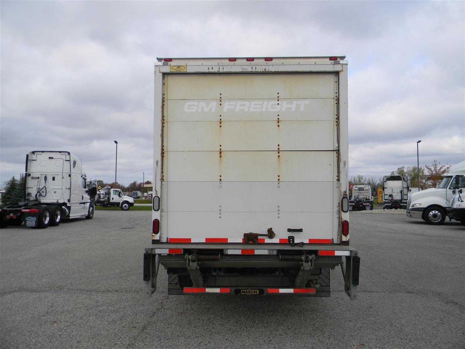 2014 Ford F-550 Regular Cab DRW 4x2, Dry Freight #119756 - photo 1