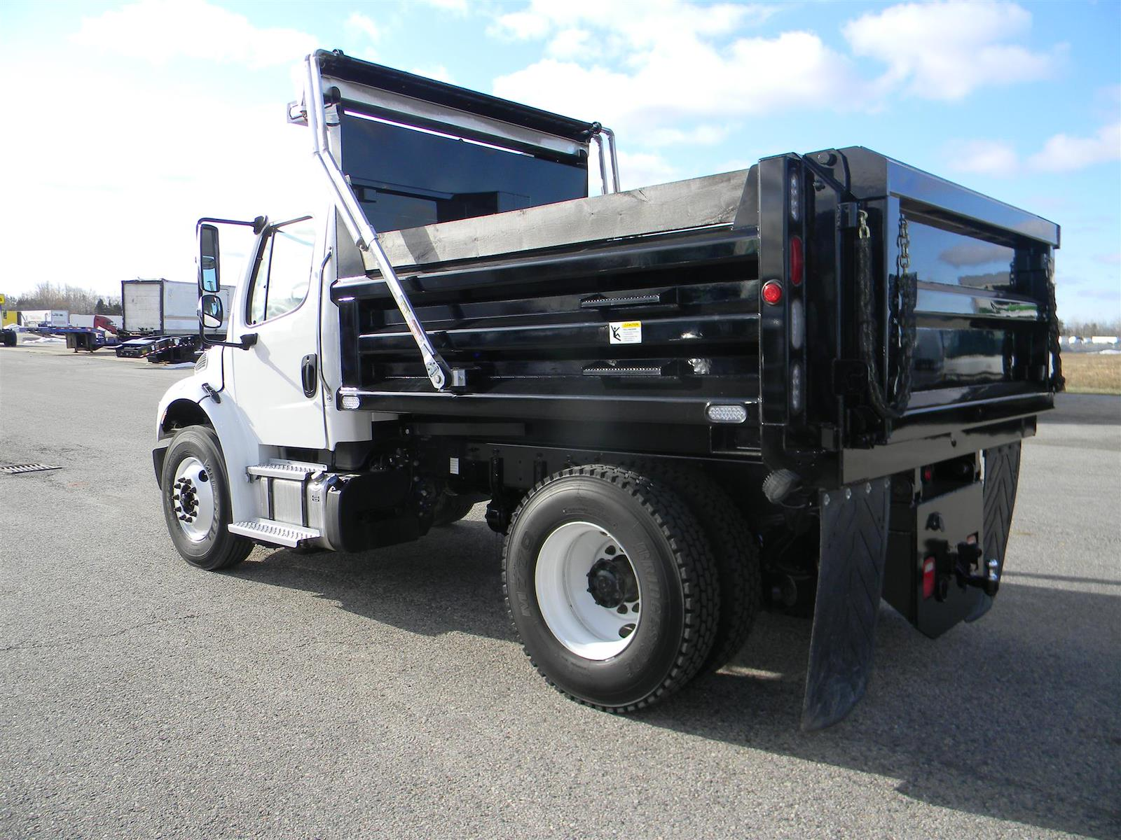 2019 Freightliner Truck 4x2, Dump Body #110944 - photo 1